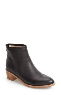 Free shipping and returns on Kristin Cavallari Mae Bootie (Women) at Nordstrom.com. Clean lines shape an understated yet sleek bootie crafted from lustrous leather or suede and set on a stacked heel for trend-right appeal.