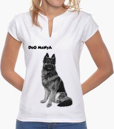 T-shirt DOG MANYA