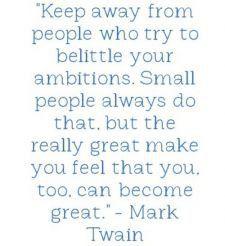 love Mark Twain