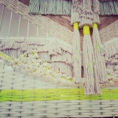 #anthropologie #nyc lovely #woven #display - follow us on instagram at @goodwomenproject.