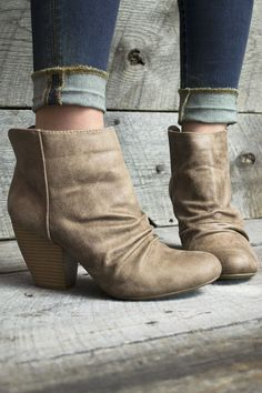 Distressed Diva Ankle Boots | Siloe
