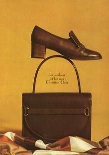 Christian Dior — Images and vintage original prints Fashion Plates, Fashion Bags, Fashion Accessories, Roger Vivier, Dora Costume, Louis Féraud, Balenciaga, Safari