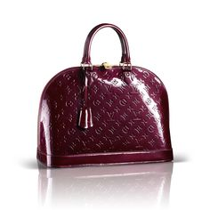 Alma GM via Louis Vuitton (Rot)
