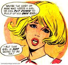 hola Bd Pop Art, Pop Art Girl, Up Girl, Pink Girl, Comics Vintage, Vintage Cartoon, Bd Comics, Comics Girls, Comic Books Art