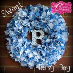 would it be too ambitious and $$$ to make one of each to do name letter teasers for baby room? Maybe I can find some good bargain scraps!
