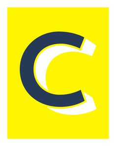 The Letter C on #Etsy.