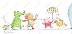 Images For > Children Book Illustration