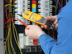 An electrical inspection refers to the thorough checkup of the electrical connections and wiring installed in your home. Electrical inspection is a must for every household to ensure the safety and security of the habitants. Electrical Inspection, Electrical Maintenance, Electrical Safety, Electrical Projects, Electrical Installation, Electrical Engineering, Electrical Equipment, Commercial Electrical Contractors, Commercial Electrician