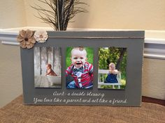 86 Best Aunt Uncle Frames Images Custom Photo Frames
