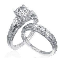 0.50 ct style EUR-8047 Diamond Setting by Verragio