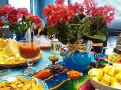 Fiesta at the beach retirement party 2014
