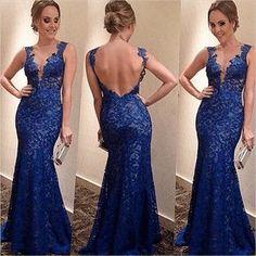 Vestidos-de-Renda-Longo-Sereia-Azul-1