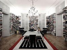 Dernier Appartement Karl Lagerfeld | The Blog Déco