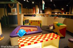 Playscape for young kids at Children's Museum Indianapolis Childrens Museum, Children's Museum, Museums, Toddler Bed, Cool Stuff, Toys, Places, Home Decor, Child Bed