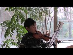 Hohmann - 139; Accompaniment Violin by Papa. [伴奏:パパ]—See more of this young violinist #from_HaruyasViolin