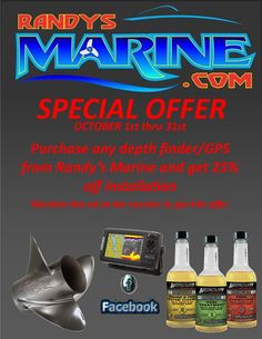 We specialize in the correct diagnosis of outboard motor & sterndrive problems. Randy's Marine charges a 1 hour minimum charge. Within that hour we will diagnose the problems with your boat and call with an estimate before working on your boat. Thing 1, Outboard Motors, Got Off, Work On Yourself, Boat, Ads, Dinghy, Boats, Ship