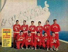 Benfica, Campeões Europeus, 1961