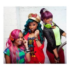 The OMG Girlz Talk Musical World Domination, Dealing With Haters And... ❤ liked on Polyvore