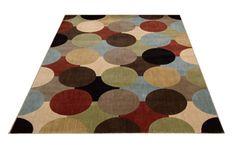 Mondrian MON11 Multi: Funky Rugs UK - Modern, Designer, Contemporary Rugs
