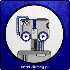 Robot wodą chłodzony #corel_durscy_pl #durskirysuje #corel #coreldraw #vector #vectorart #illustration #draw #art #artist #digitalart #graphics #graphicdesign #flatdesign #flatdesign #creative #creativity #visualart #visualdesign #inspiration #robot #humanoid #maszyna #michine #automat #aqua Robot, Illustration, Fictional Characters, Illustrations, Robots, Fantasy Characters