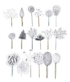 Trees - Marion Barraud