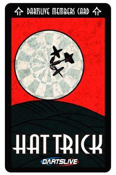 DARTSLIVE CARD #006 001