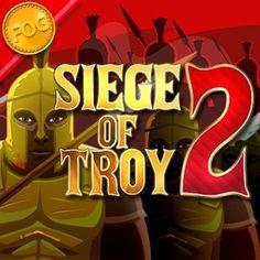 لعبة حصار طروادة 2 لعبة حلوة من العاب اكشن  Action Games الرائعة جداً علي العاب فلاش ميزو