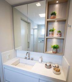 35 Amazingly Pretty Shabby Chic Bedroom Design and Decor Ideas - The Trending House Bathroom Design Luxury, Bathroom Design Small, Modern Bathroom, Home Room Design, House Design, Diy Zimmer, Home Decor, Home Theater, Cuba