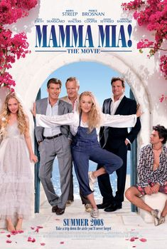 Greece, Mamma Mia! 2008. Filmed in Skiathos, Skopelos and Pilio