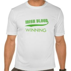 Irish Blood Winning GRN Green T-shirts In our offer link above you will seeDeals          	Irish Blood Winning GRN Green T-shirts Review on the This website by click the button below...
