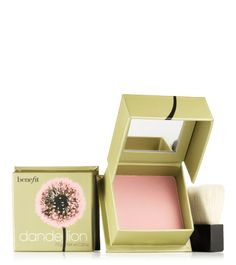 Ballerina pink brightening finishing powder takes your complexion from dull to radiant.