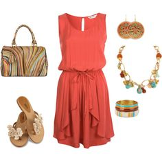 Carribean Nights, polyvore.com