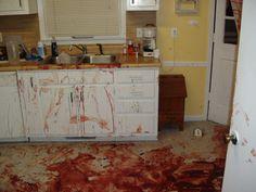crime scene photos | Gruesome Crime Scene Photos
