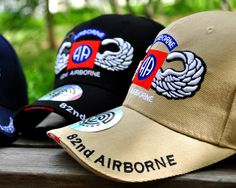 822551de7c0 Us Army 82Nd Airborne Division Tactical Embroidered Baseball Cap Golf Hat   ebay  Fashion Army
