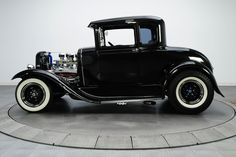 1930 Ford Coupe Frame Off Built Steel Coupe 383 V8 450 HP TCI 3 Speed - See more at: http://www.rkmotorscharlotte.com/sales/inventory/sold#!/1930-Ford-Coupe/132853/161035