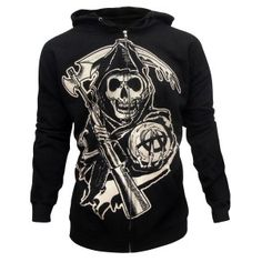 a sweet hoodie from one of my favorite tv shows Sons of Anarchy