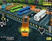3D Otobüs Parkı