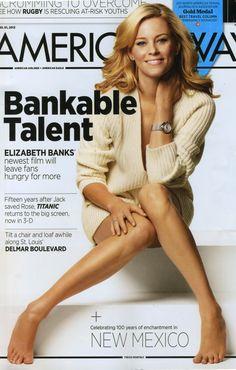 Banks pic Elizabeth free nude