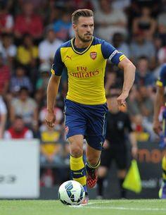 Arsenal London - Aaron Ramsey - future captain