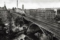 Chemnitz Eisenbahnbrücke