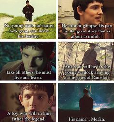 I don't care what anyone says. Merlin will forever be the greatest show. It ended way too early...