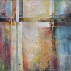Original art for sale at UGallery.com | New Perspective by Karen Hale | $1,300 | acrylic painting | 24' h x 24' w | http://www.ugallery.com/acrylic-painting-new-perspective