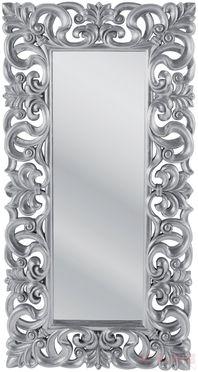 Spiegel Italian Baroque Silver 180x90