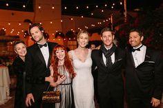 Supernatural Art, Castiel, Jared And Jensen, Misha Collins, Bridesmaid Dresses, Wedding Dresses, Party, Instagram, Photos