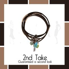 Bracelet_set_with_pendants_only_at_2nd_Take Shop online for more accessories at www.2ndtake.co.za