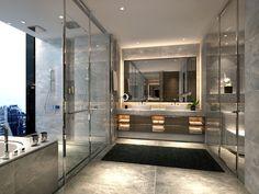 service apartment luxury unit 01_master bath - Luxury Decor