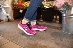 Experience lightweight comfort and stability in these breathable women's athletic shoes from New Balance. Featuring an SFC slip-resistant outsole, these shoes will support your workday with safety. New Balance 420, New Balance Women, Best Work Shoes, 5 Months Pregnant, Slip Resistant Shoes, Comfy Shoes, Running Shoes Nike, Stability, Me Too Shoes