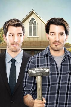 All American Gothic, #PropertyBrothers style