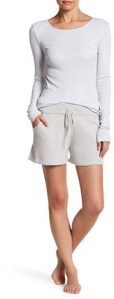 Barefoot Dreams Cozy Chic Pajama Shorts