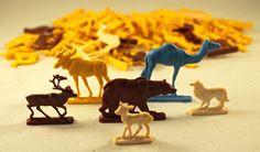 Tomte Lærdal julekalender dyr